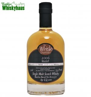 Macduff 12 Jahre - Bourbon Barrel 8102351 - The Whisky Chamber - Single Malt Scotch Whisky