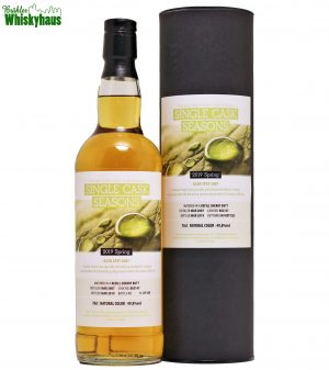 Glen Spey 12 Jahre - Refill Sherry Butt Cask N° 802147 - Signatory Vintage Seasons 2019 Spring - Single Malt Scotch Whisky
