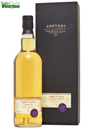 Ardbeg 14 Jahre - Bourbon Cask N°700171 - Adelphi Selection - Single Malt Scotch Whisky