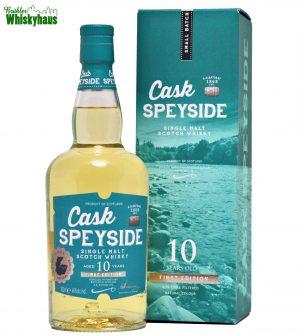 Cask Speyside 10 Jahre - First Edition - A.D.Rattray - Single Malt Scotch Whisky