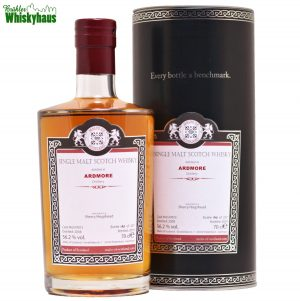 Ardmore 11 Jahre - Sherry Hogshead Cask N° 19013 - Malts of Scotland - Single Malt Scotch Whisky