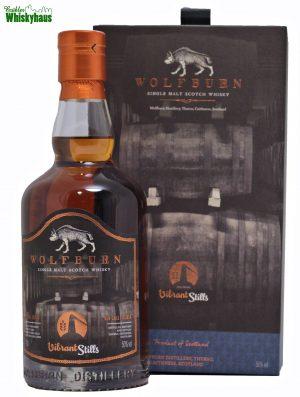 Wolfburn 4 Jahre - PX Sherry Cask N°.152, 153, 154 - Distillery Bottling - Single Malt Scotch Whisky