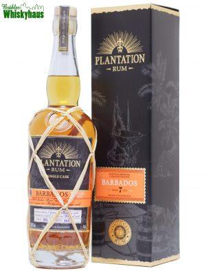 Barbados 7 Jahre - Cask No. 03 - Biere Partizan Brewing Cask Finish - Plantation Single Cask Rum