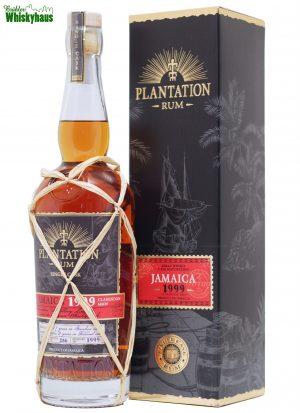 Jamaica 19 Jahre - Vintage 1999 - Cask No. 04 - Arran Classique Cask Finish - Plantation Single Cask Rum