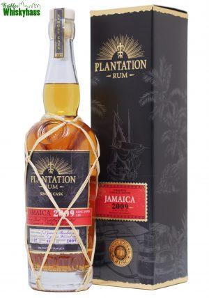 Jamaica 9 Jahre - Vintage 2009 - Cask No. 07 - Tokaj Cask Finish für ein Jahr - Plantation Single Cask Rum