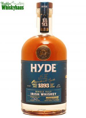 Hyde N°7 - President's Cask - Hibernia Distillers - Single Malt Irish Whisky