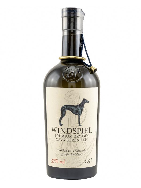 Produktbild Windspiel Navy Strength Prmium Dry Gin