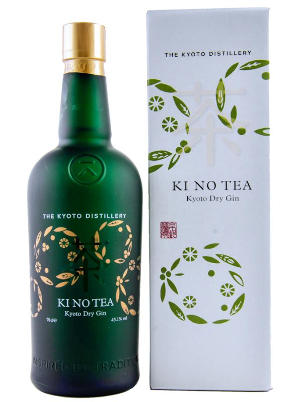 Produktbild Ki No Tea Kyoto Dry Gin