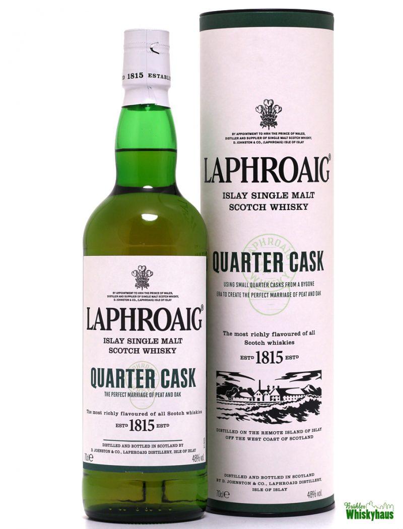 Laphroaig Quarter Cask - Islay Single Malt Scotch Whisky