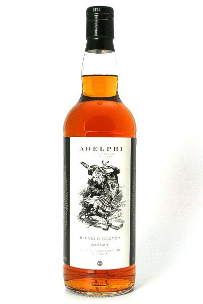 Adelphi Private Stock Blended Scotch Whisky