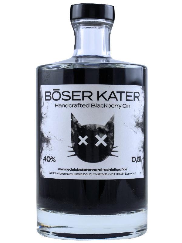 Produktbild Böser Kater Blackberry Gin