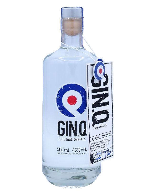 Produktbild Gin.Q Handcrafted Gin