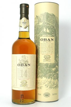 Oban 14 Jahre - Single Malt West Highland Malt Scotch Whisky