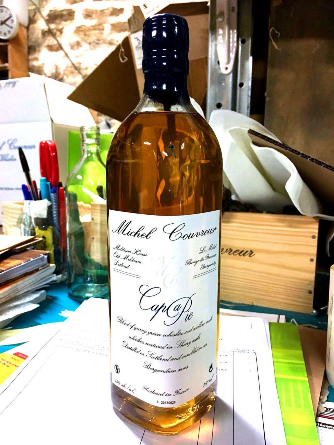 Michel Couvreur Cap a Pie - Blended Whisky matured in Sherry Casks - Versand beginnt ab ca. Mitte März 2018