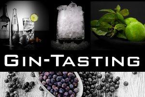 Faszination, Mythos und Aromenwelt Gin am 29. Februar 2020