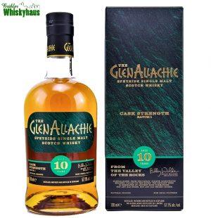 Glenallachie 10 Jahre - Cask Strength - Batch N°1 - Speyside Single Malt Scotch Whisky