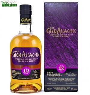 Glenallachie 12 Jahre - Speyside Single Malt Scotch Whisky