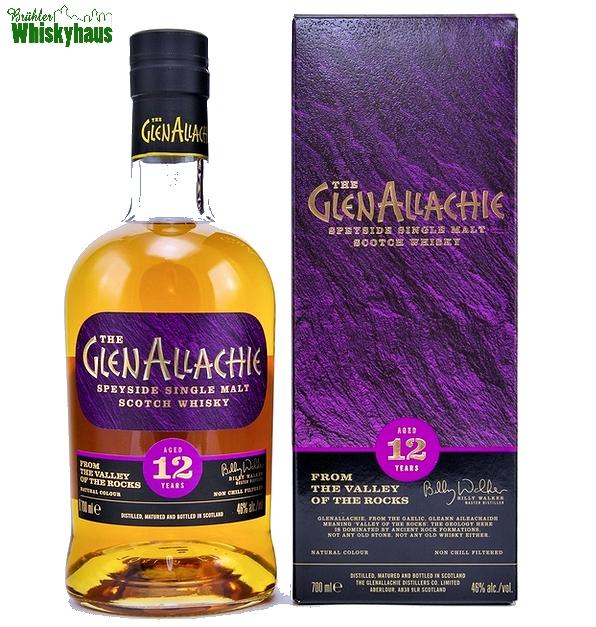 Glenallachie 12 Jahre - Speyside Single Malt Scotch Whisky