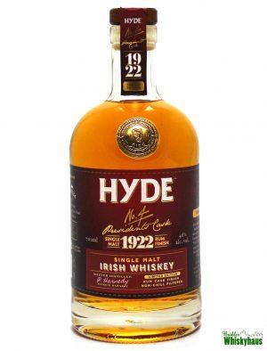 Hyde N°4 - Presidents Cask - Rum Cask Finish - Single Malt Irish Whiskey