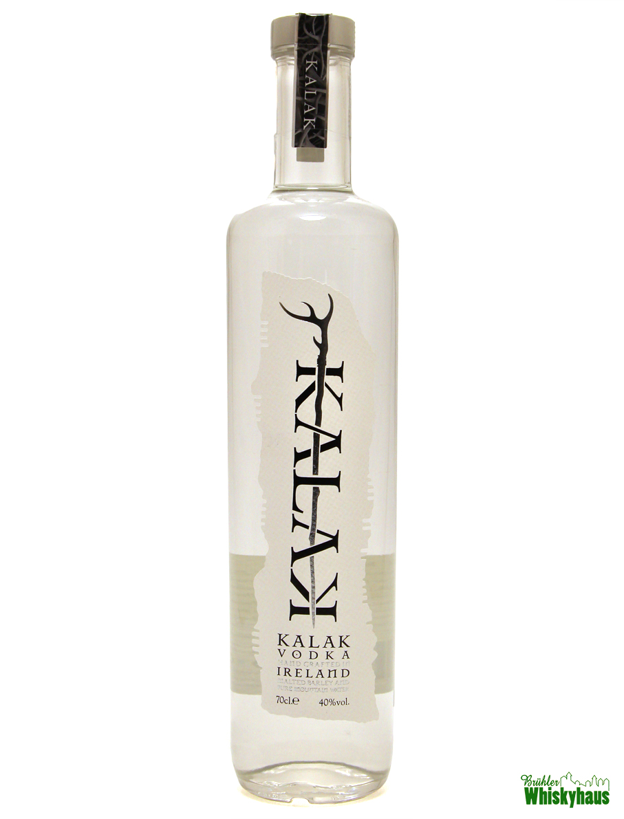 Kalak - Origin Spirits Ireland - Irish Single Malt Vodka