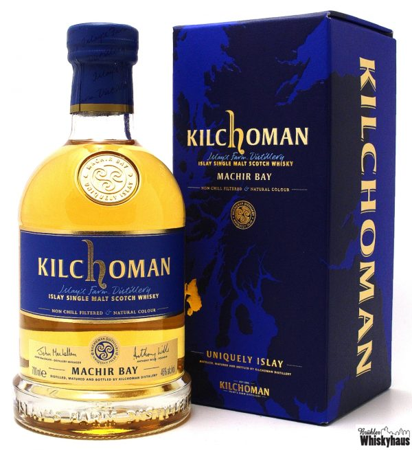 Kilchoman Machir Bay - Bottled 2016 - Islay Single Malt Scotch Whisky