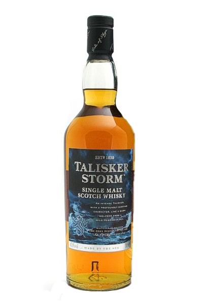 Talisker STORM - Single Malt Scotch Whisky