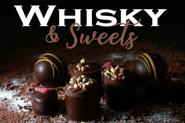 Whiskyabend - Whisky & Sweets am 07. Dezember 2019