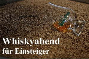 """Whiskyabend - Whisky für Einsteiger """"All about Whisk(e)y"""" Nach Wahl"""