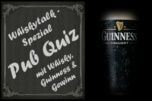 Whiskytalk-Spezial - Pub Quiz am 08. Februar 2020